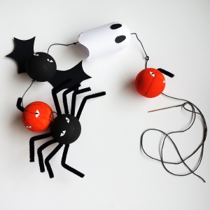 Halloween Sew together